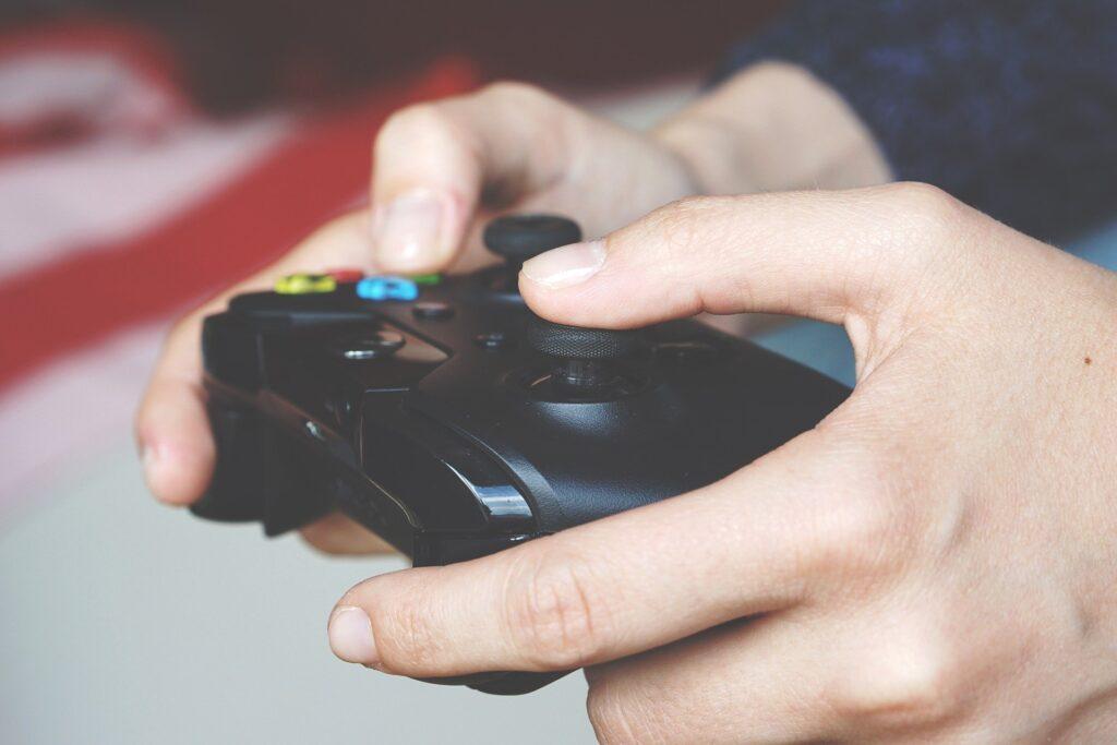 game verslaving